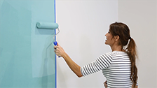 How to Paint a Wall