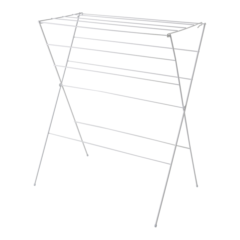 how to use a clothes horse