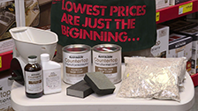 About Rust-Oleum's Countertop Transformation Kit