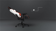 About Anda Seat AD12 Black Green Gaming Chair