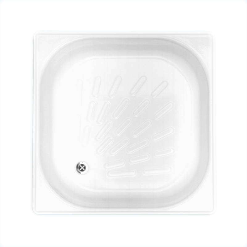 Shower Bath Base caroma mayfair white shower bath | bunnings warehouse