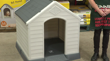About Fido & Fletch Large Plastic Dog Homes