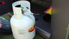BBQ Gas Bottle Safety