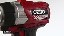 About Ozito Brushless Impact Wrench