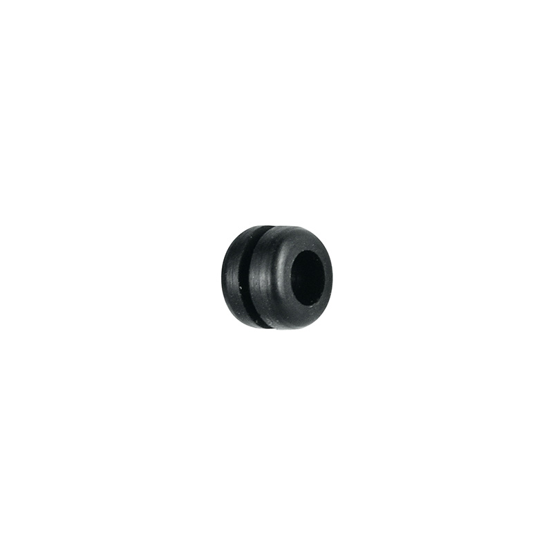 pinnacle 3 16 x 5 16 black wiring grommet 6 pack bunnings rh bunnings com au Grommets for Computer Wires Wire Grommets Plastic