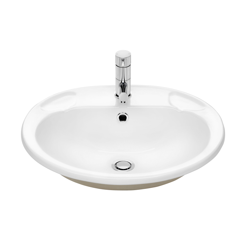 . Caroma Stylus Allegro Vanity Basin 1TH   Bunnings Warehouse