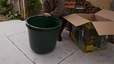 About the Tumbleweed 220L Mulchmaker Compost Tumbler