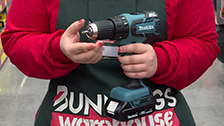 About Makita 18V Cordless Hammer Drill Brushless - Skin Only
