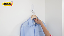 Command Clothes Hanger