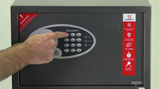 About Sandleford EZ Digital Safe Setup