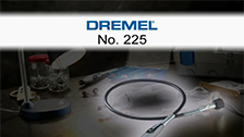 About Dremel 225 Flex Shaft Direct Drive Attachment