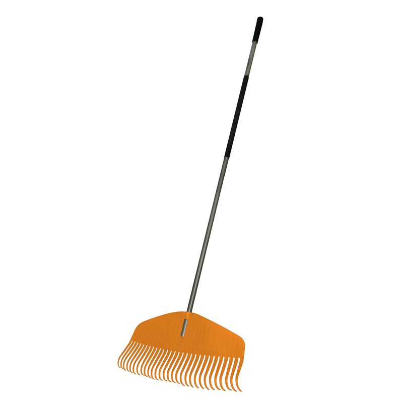 Fiskars large garden rake bunnings warehouse for Large rake garden tool