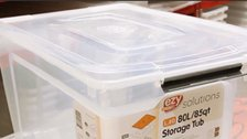 About The Ezy 80L Storage Tub