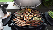 About Gasmate's 3 Burner Portable Odyssey BBQ
