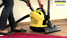 About Karcher VC6100 Vacuum Cleaner