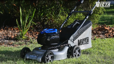 About Victa 82V Power Cut Mulch or Catch Lawn Mower