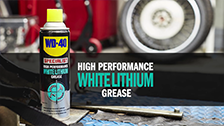 About WD-40 White Lithium Grease