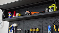 About Pinnacle Matte Black Modular Storage