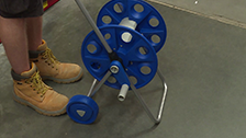 About Aqua Systems 45m Hose Reel Carts