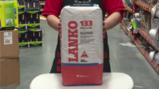 About Lanko 20kg 133 Pro Level Floor Levellers