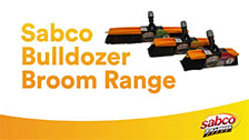 About Sabco's Bulldozer Broom Range