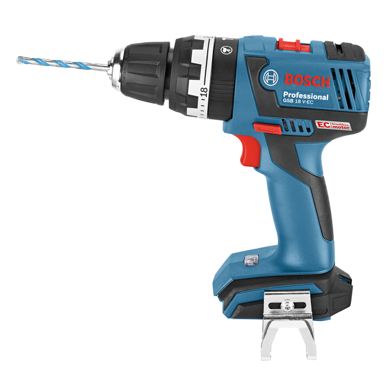 bosch blue 18v brushless hammer drill bunnings warehouse. Black Bedroom Furniture Sets. Home Design Ideas
