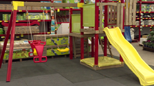 About Swing Slide Climb Camelot Multi Play Playgrounds