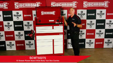 About Sidchrome 12 Drawer Top Chest Roller Cabinets