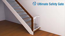 How To Install Perma Child Safety White Ultimate Safety Gate