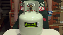 About Gasmate 4kg POL Gas Cylinders