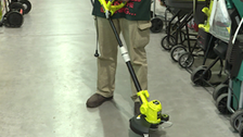About Ryobi Electric Line Trimmers