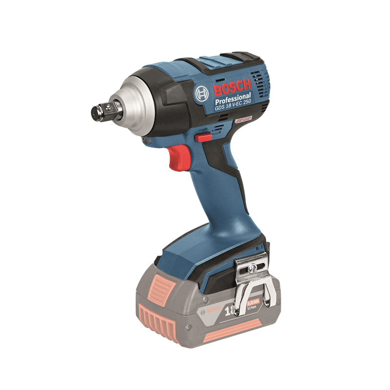 bosch blue 18v gds cordless impact wrench skin only bunnings warehouse. Black Bedroom Furniture Sets. Home Design Ideas
