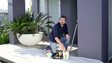 About Dulux's Weathershield Exterior Paint