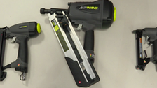 About Ryobi Airwave Air Framing and Finishing Nailer Kits