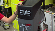 About The Ozito 2400W Silent Electric Shredder