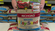 About Richgro 20kg Play Sand