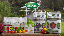 About Scotts Pure Organic