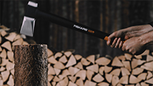 About Fiskars Axes