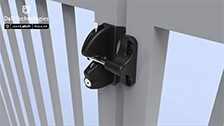 About LokkLatch General Purpose Gate Latches