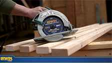 About IRWIN WeldTec 40T Construction Circular Saw Blade