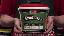 About Bondall BondCrete Cement Additive