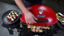 About Gasmate's Single Burner Portable Odyssey BBQ