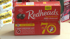 About Redheads 4kg Natural Wood Charcoal