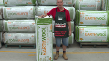 About Earthwool Ceiling Insulation Batts
