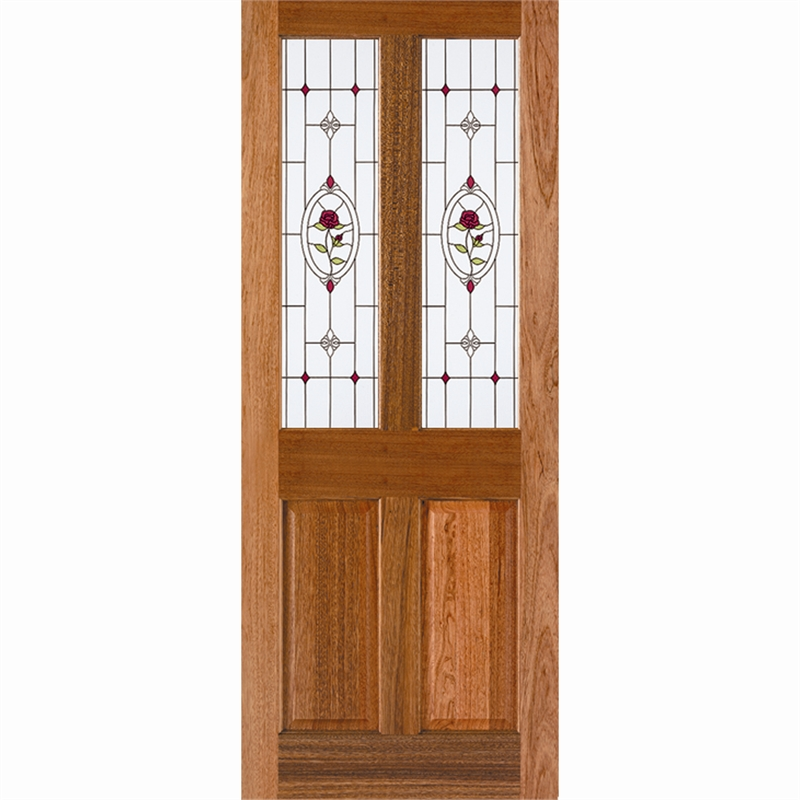 Corinthian Doors 2040 x 820 x 40mm Windsor Ceramica Rose Jewel Entrance Door  sc 1 st  Bunnings Warehouse : corrinthian doors - pezcame.com