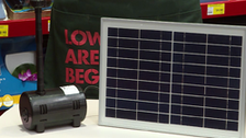 About Aquapro Solar Pump and Panel Kit