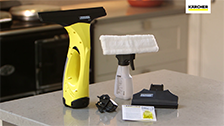 How To Clean Windows With Karcher's Window Vac