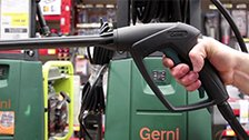 About The Gerni High Pressure Cleaner