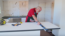 How To Cut Laminate Benchtop