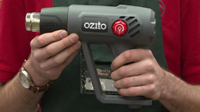 About Ozito 2000W Variable Temperature Heat Guns